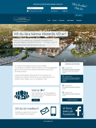 Västerås Företagsförening – 2015