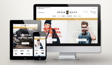 Styleshop – eCommerce (2016)
